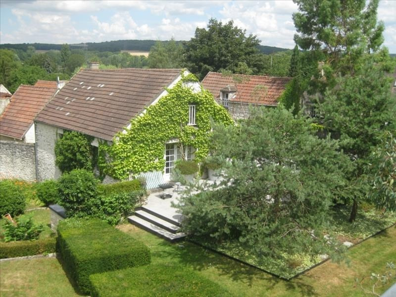 Vente de prestige maison / villa Fontenay st pere 995000€ - Photo 7