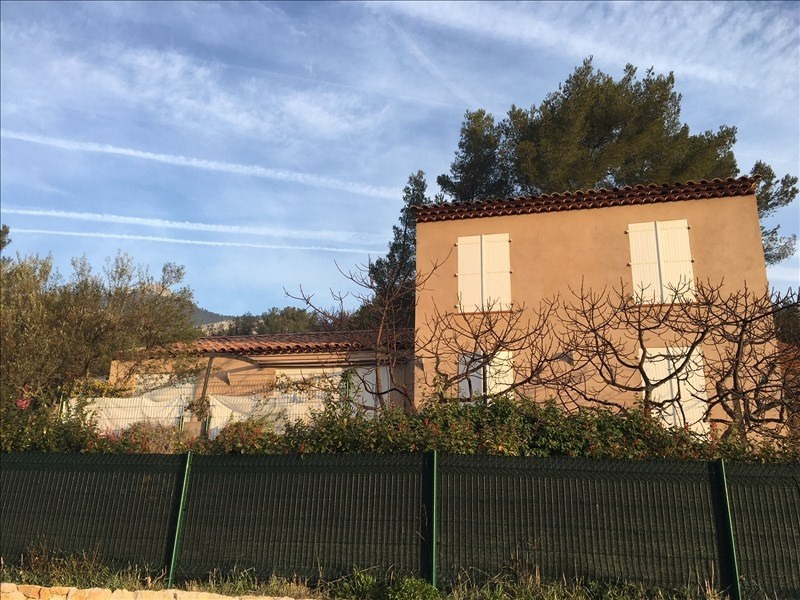 Rental house / villa Le revest les eaux 1590€ CC - Picture 1