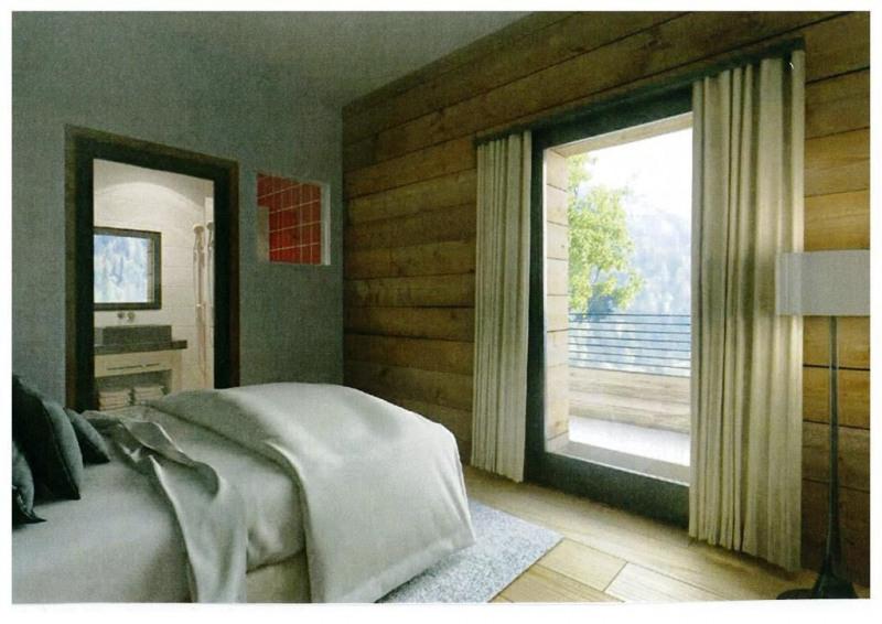 Sale apartment Les houches 270000€ - Picture 3