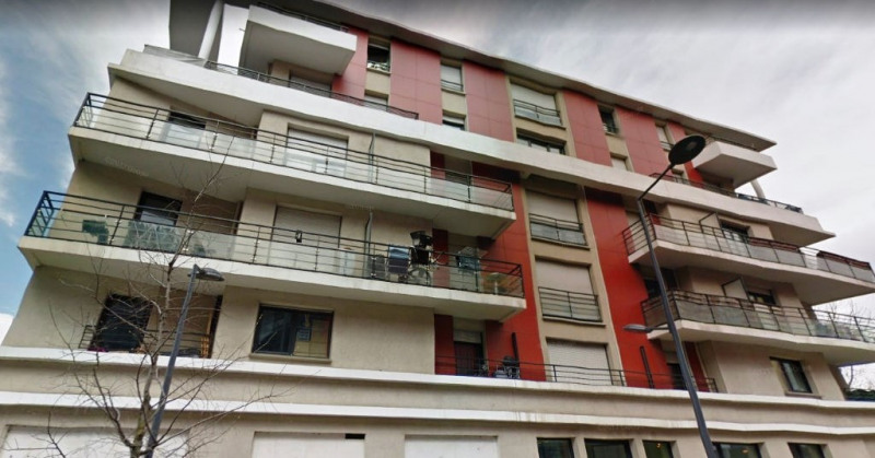 Investment property apartment Villeneuve la garenne 135000€ - Picture 1