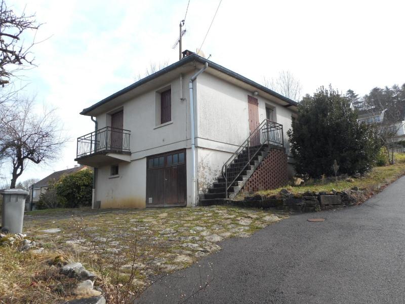 Vente maison / villa Lons-le-saunier 110000€ - Photo 1