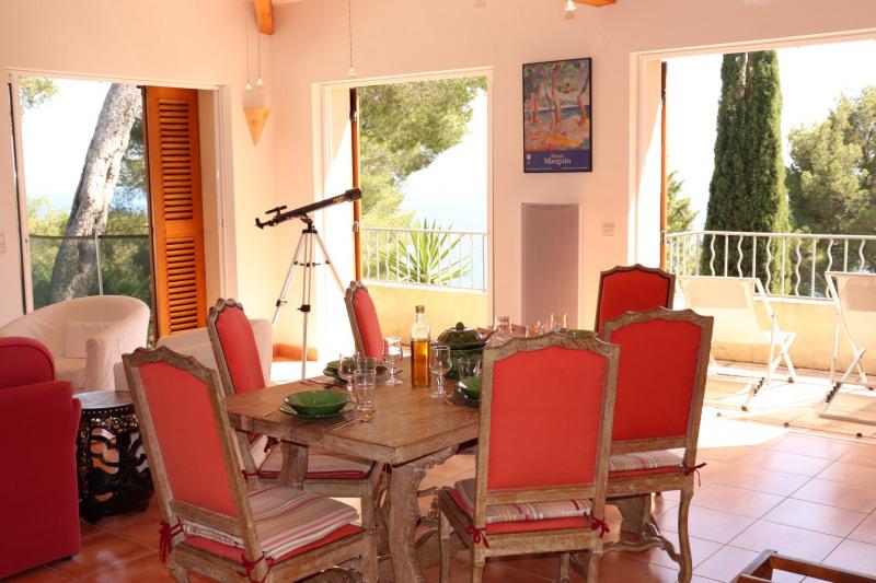 Location vacances maison / villa Cavalaire sur mer 1500€ - Photo 15