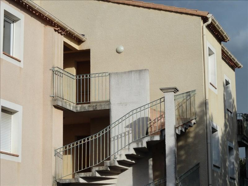 Produit d'investissement appartement Lunel 86400€ - Photo 2