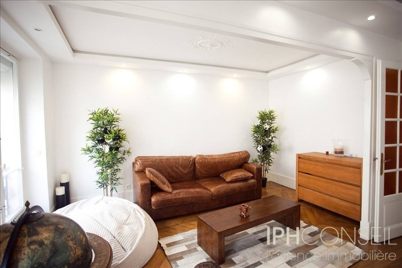 Sale apartment Neuilly sur seine 530000€ - Picture 1