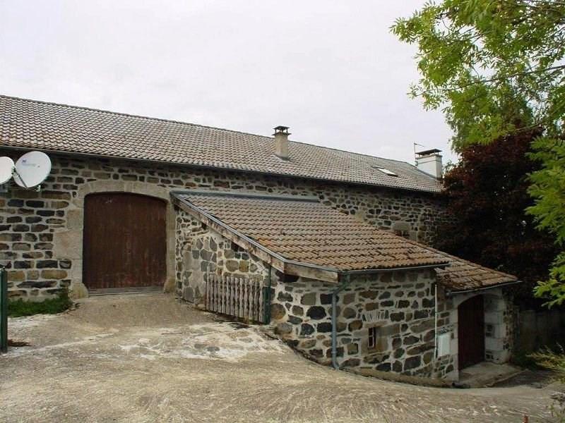 Vente maison / villa Mazet st voy 65000€ - Photo 8