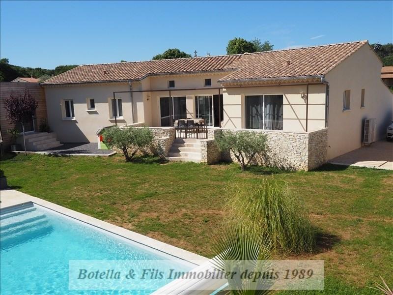Vente maison / villa Uzes 470000€ - Photo 1