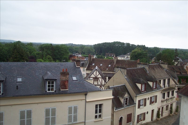Rental apartment La roche guyon 379€ CC - Picture 1