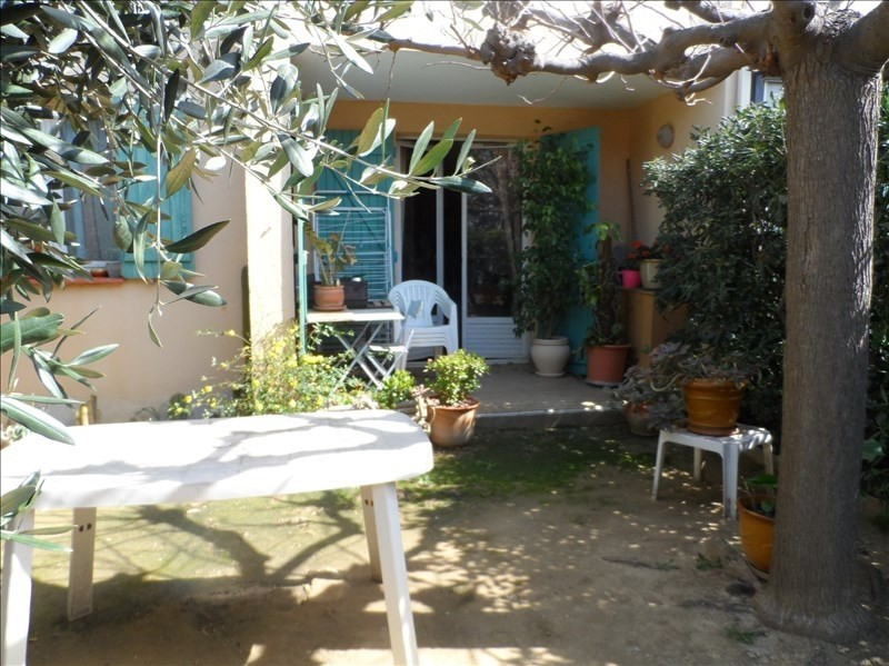 Vente appartement Canet en roussillon 95 000€ - Photo 1