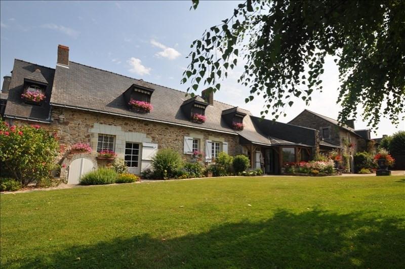 Vente de prestige maison / villa St saturnin sur loire 520000€ - Photo 1