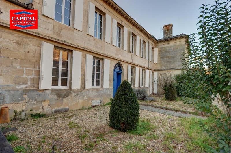 Maison en pierre Bourg