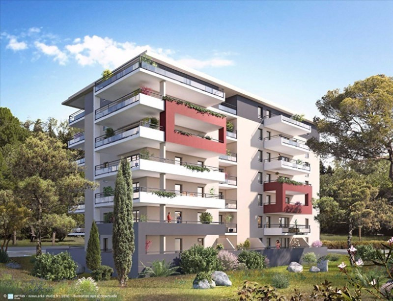 Sale apartment Ajaccio 120 000€ - Picture 1