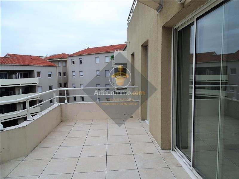 Vente appartement Sete 167000€ - Photo 8