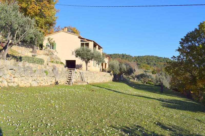 Vente maison / villa Seillans 498000€ - Photo 2
