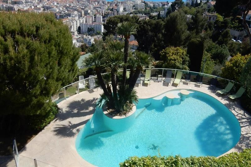 Deluxe sale apartment Nice 570000€ - Picture 5