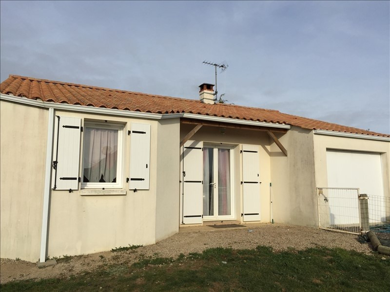 Vente maison / villa St hilaire la foret 140400€ - Photo 1