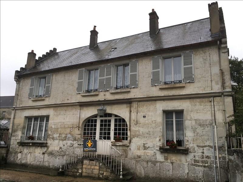 Vente maison / villa Villers cotterets 165000€ - Photo 1