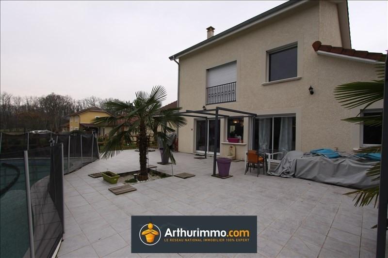 Vente maison / villa Morestel 280000€ - Photo 10