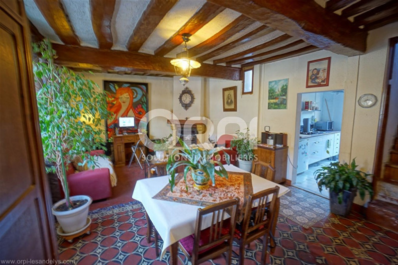 Le Petit Andely -quartier historique - maison anci