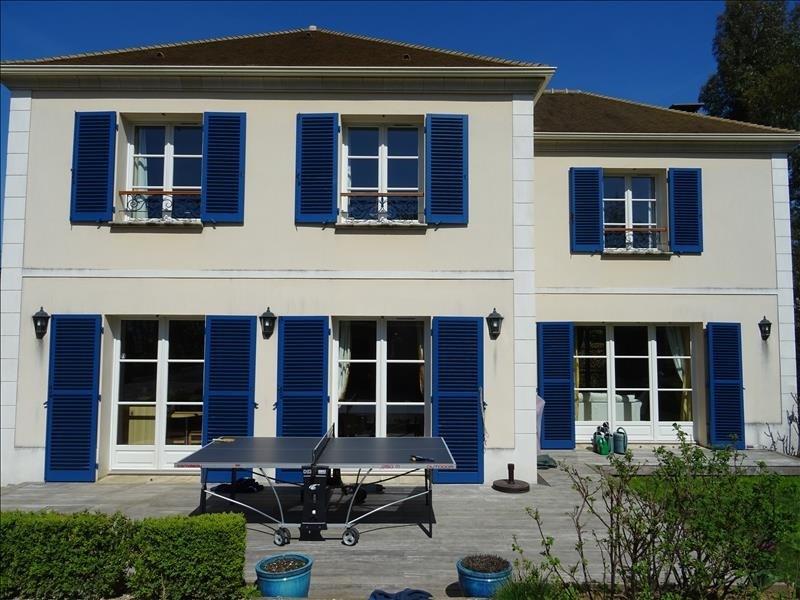 Sale house / villa Marly le roi 980000€ - Picture 10