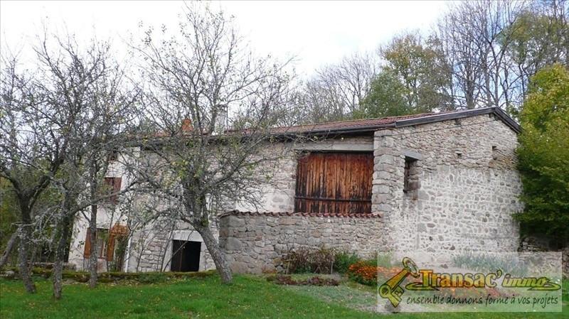 Sale house / villa Vollore montagne 70850€ - Picture 2