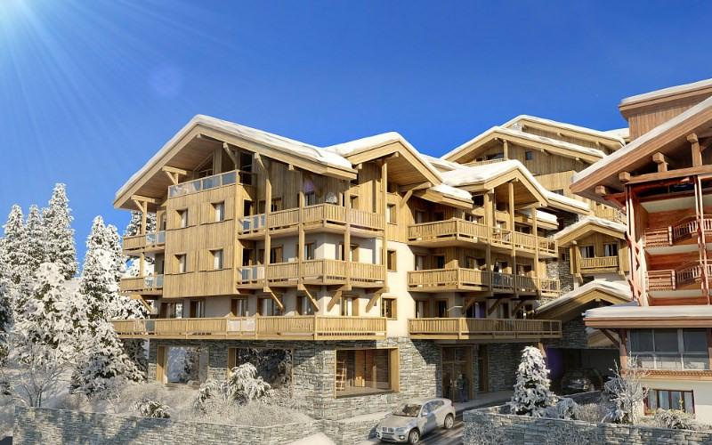Le hameau de clotaire programme immobilier neuf l 39 alpe d 39 huez - Immobilier l alpe d huez ...