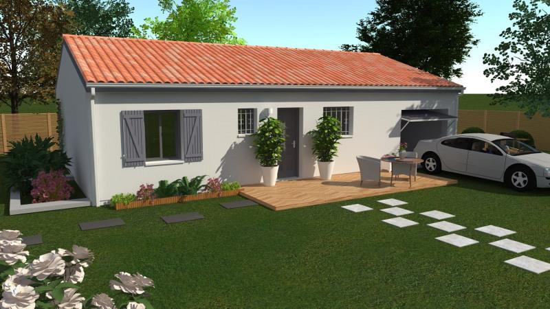 Maison  4 pièces + Terrain 470 m² Ludon-Médoc par BATICA
