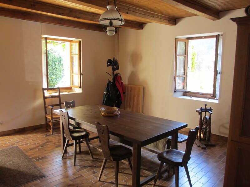 Vente maison / villa Serraval 364000€ - Photo 3