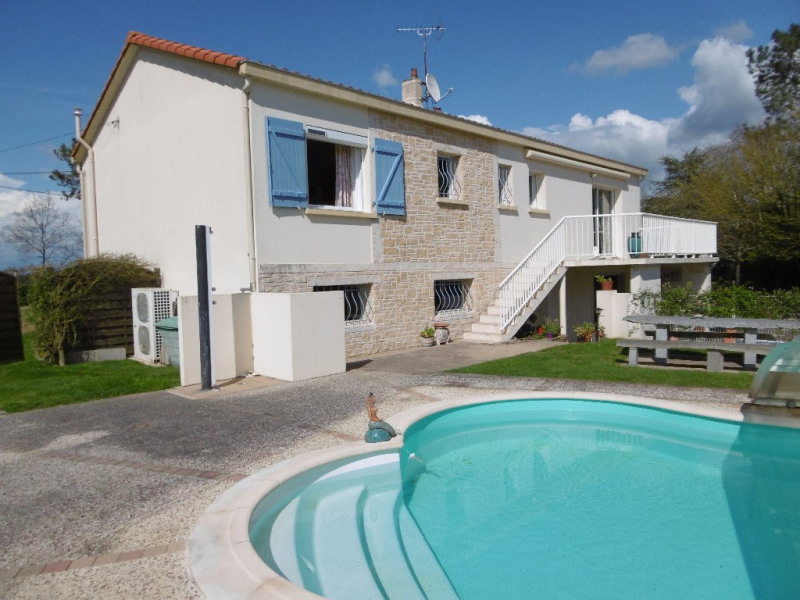 Vente maison / villa Les achards 273500€ - Photo 2