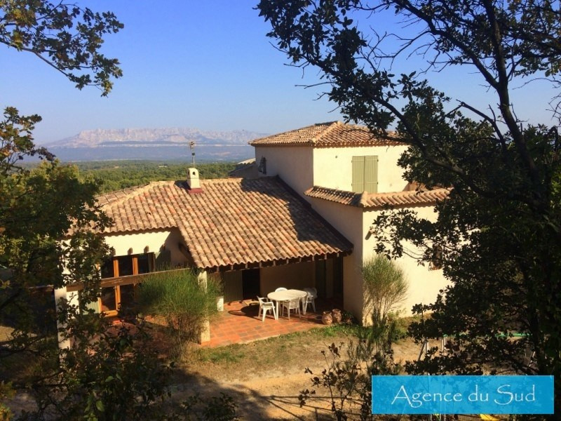 Vente maison / villa Mimet 510000€ - Photo 1