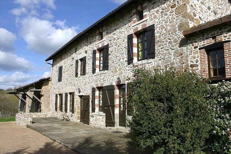 Vente maison / villa Rochechouart 289000€ - Photo 1