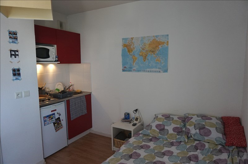 Vente appartement Villeurbanne 99 000€ - Photo 1