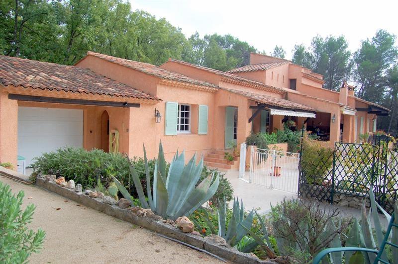 Deluxe sale house / villa Bagnols en forêt 595000€ - Picture 13