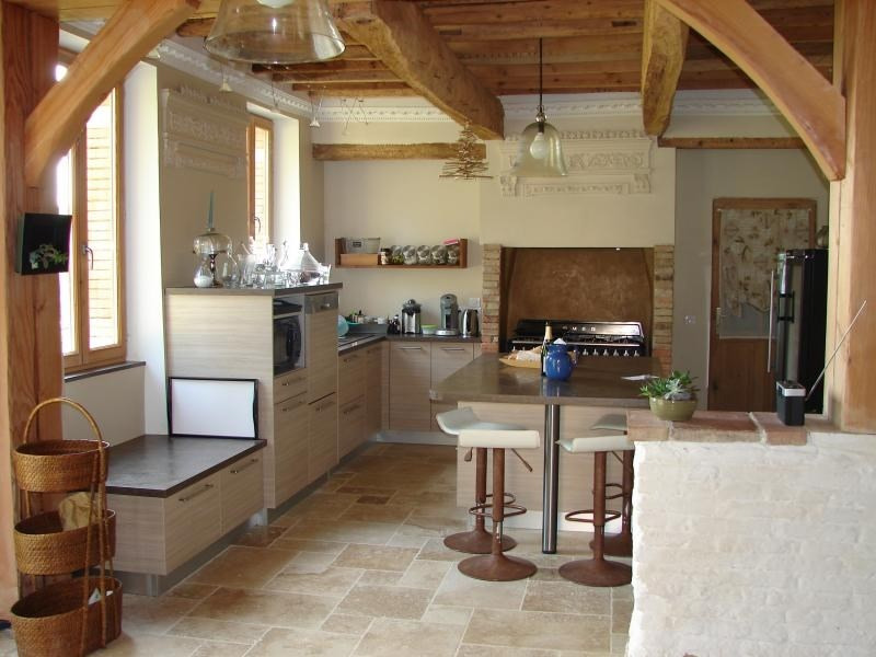 Venta de prestigio  casa Levignac 696800€ - Fotografía 2