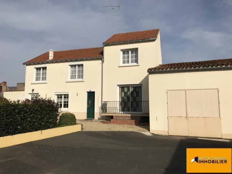 Vente maison / villa Beaupreau 166900€ - Photo 1