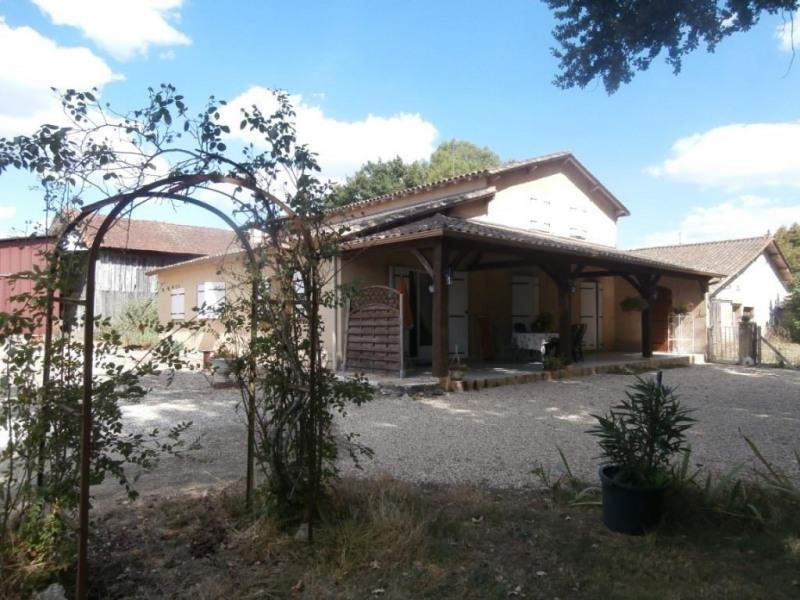 Deluxe sale house / villa Lamonzie saint martin 577500€ - Picture 2