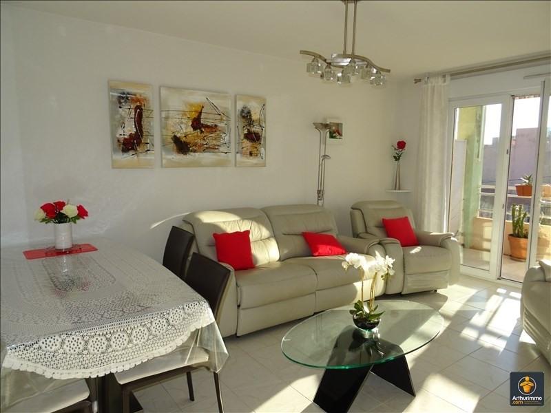Sale apartment Sainte maxime 262000€ - Picture 2