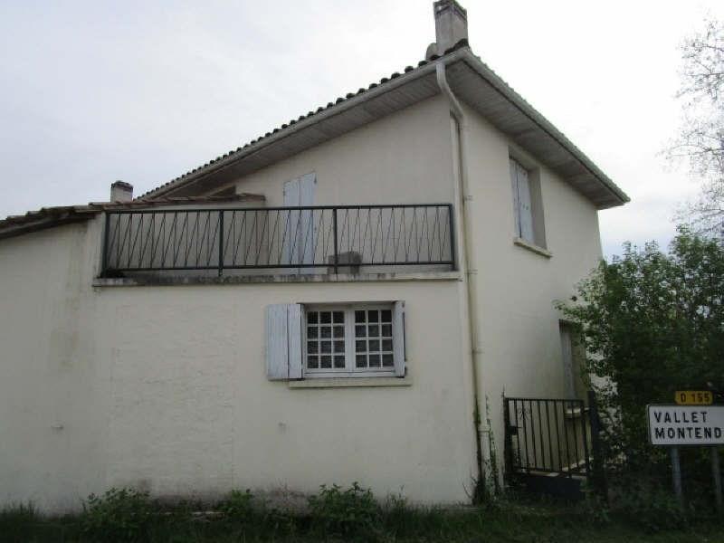 Sale house / villa Sousmoulins 87000€ - Picture 8
