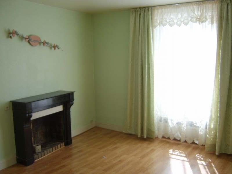 Rental apartment Asnieres sur seine 903€ CC - Picture 1