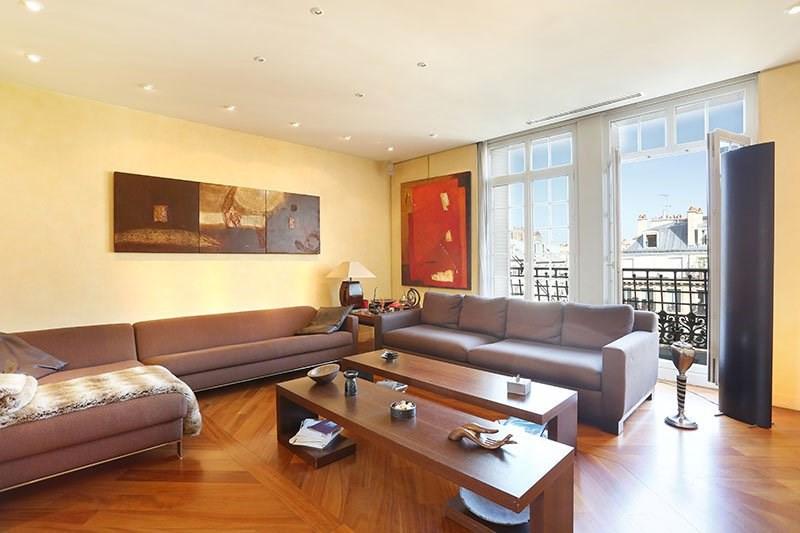 Verkoop van prestige  appartement Paris 3ème 2435000€ - Foto 1