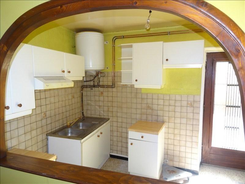 Rental apartment St jean de bournay 490€ CC - Picture 1