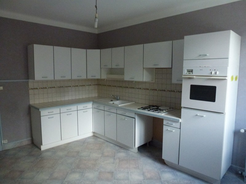 Location appartement Periers 480€ CC - Photo 1