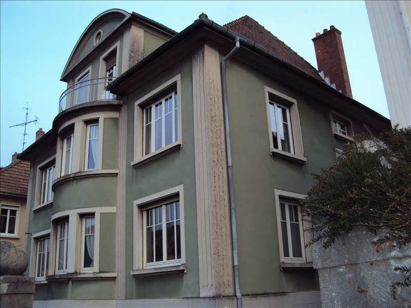 Sale apartment Riedisheim 129000€ - Picture 1