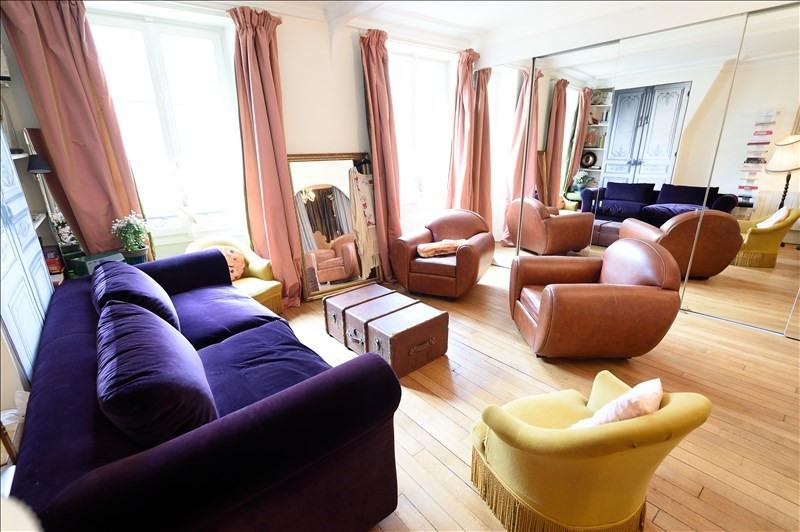 Sale apartment Paris 4ème 635000€ - Picture 5