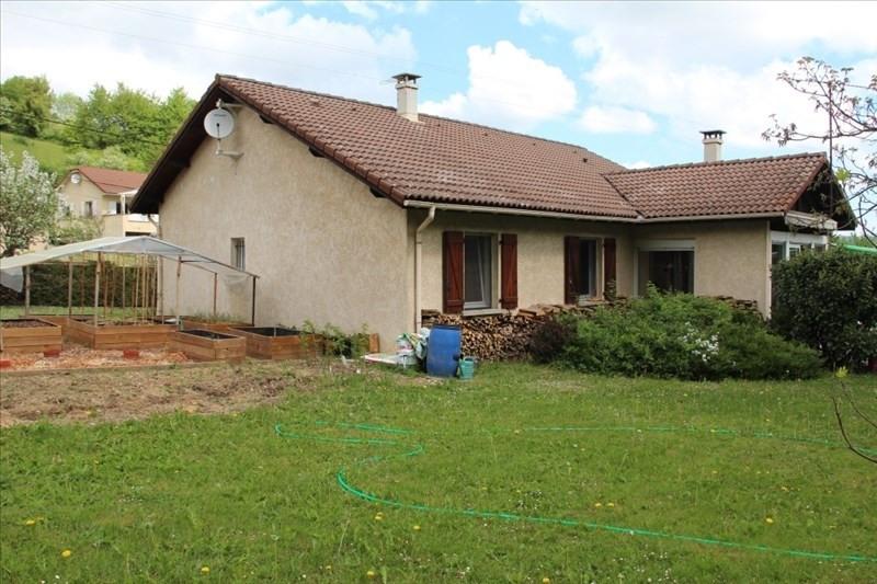 Vente maison / villa Cessieu 315000€ - Photo 2