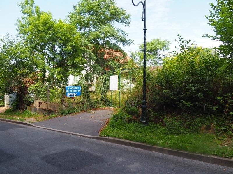 Vendita terreno Cergy 149000€ - Fotografia 2