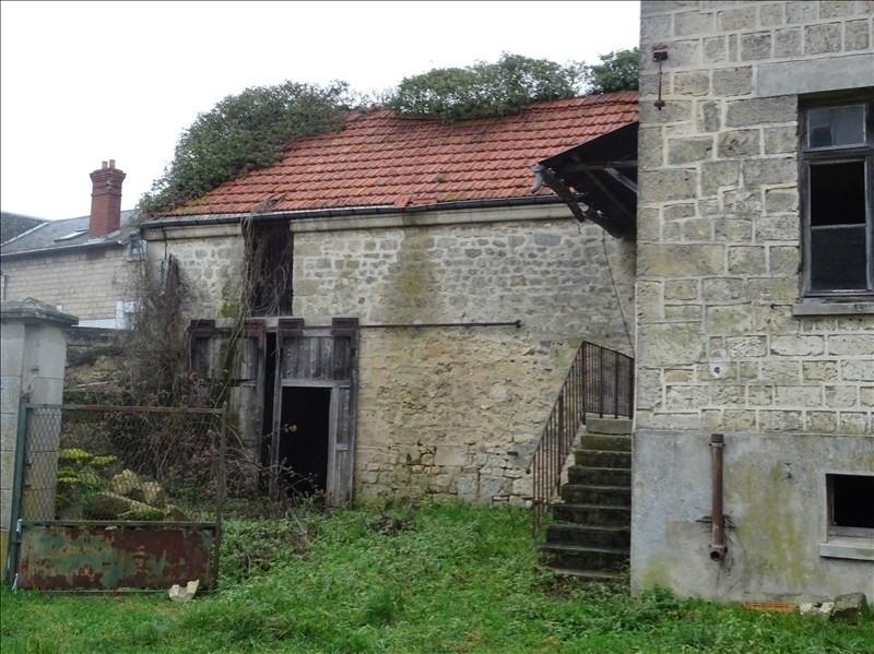 Sale house / villa Soissons 96400€ - Picture 2