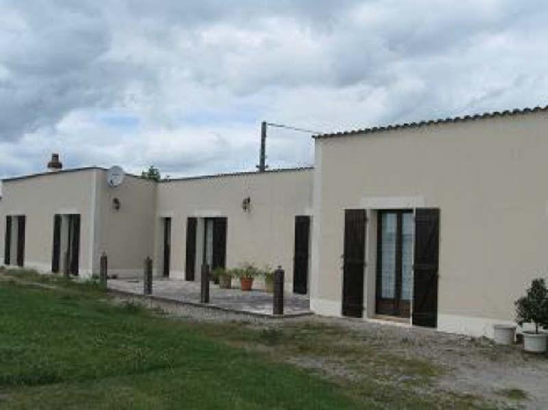 Sale house / villa Bonny sur loire 194000€ - Picture 1