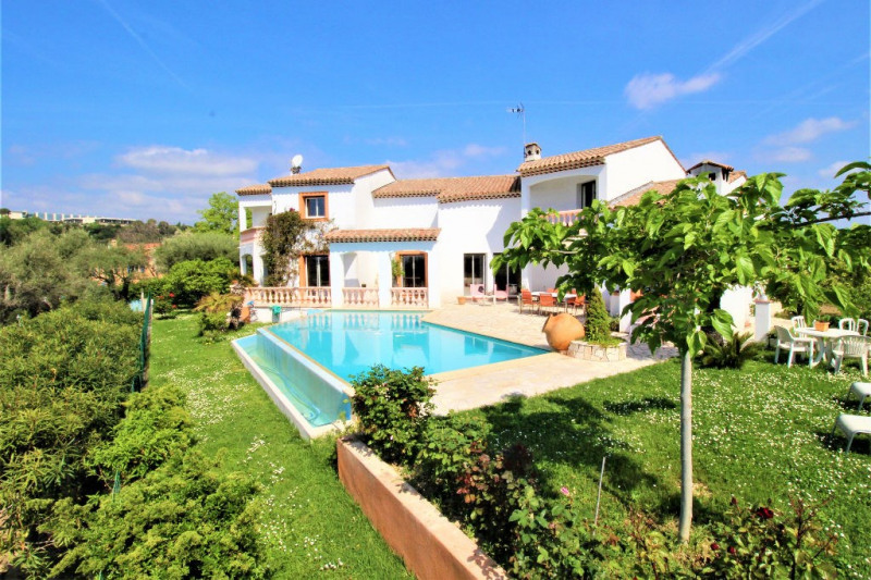 Vente de prestige maison / villa Villeneuve loubet 1890000€ - Photo 2