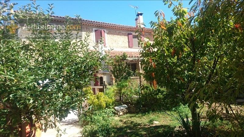 Sale house / villa Rougiers 355000€ - Picture 1