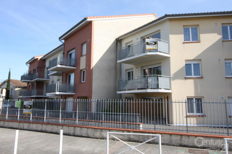 Investment property apartment Tournefeuille 84000€ - Picture 3